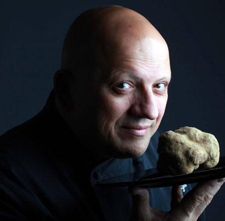 Bruno Cingolani Chef della Natura